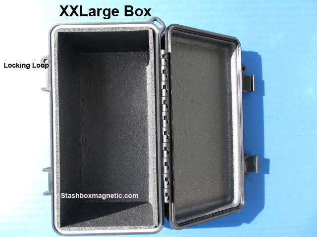 XXLarge Magbox open